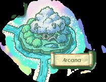 WorldMapLink (Arcane River)-(Arcana)