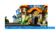 Map Castle Entrance (Mushroom Castle)