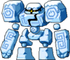 Mob Ice Golem