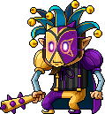 Mob Insane Masquerade Citizen