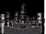 Tall Castle Walls 1