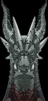 Mob Dead Horntail's Head B