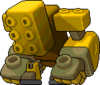 Mob Block Golem