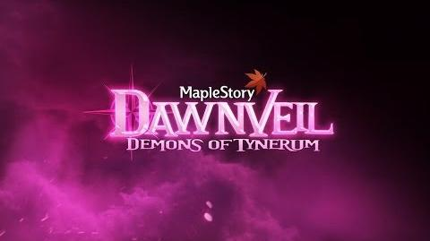 MapleStory - Dawnveil Demons of Tynerum