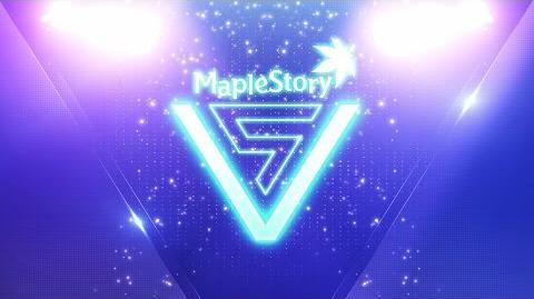 【メイプルストーリー】Vアップデート紹介PV