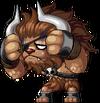 Mob Cowardly Lion