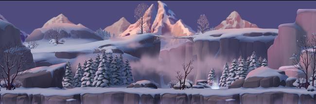 Map Frozen Grim Vale (Reward)