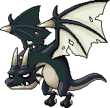 Mob Dark Wyvern