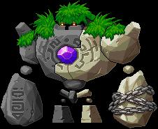 Mob Ancient Mixed Golem