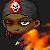 Blaze Portrait