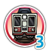Subway 3 icon