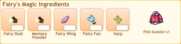 Magic Fairy Collection