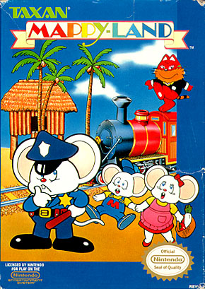 File:Mappy Land box art.jpg