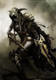 Assassin by aditya777