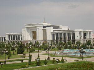 ExhibitionCenterAshgabat