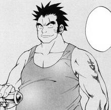 Jake manga