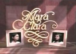 Mara clara titlecard 2