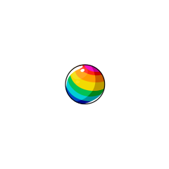 Rainbow Gumball