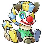 Sybri clown