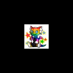 Enchanted Rainbow <a href=