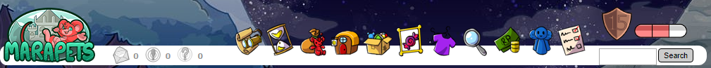 WinterNightTopbar