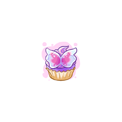 A rarity 17 Fairy Cupcake that will retire and only ever be available from account upgrades.