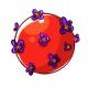 Flowery gumball