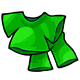 Costume Green