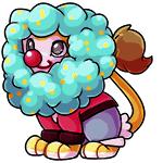 Tantua clown