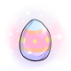 Easter egg shaped pearl