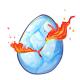 Frostfire easter egg