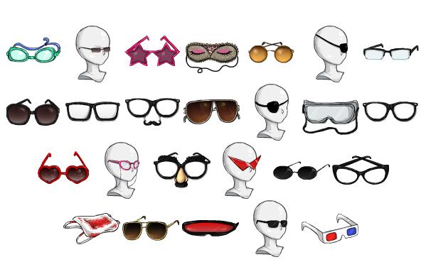 GlassesShopItems