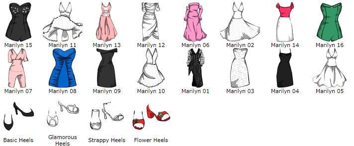 MarilynClothing