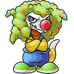 Yakubi clown