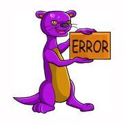 Error (1)
