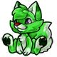 Green Dakota Plush