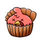 Turkeydeadcupcake
