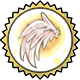 Stamp angelwings