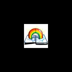 Rainbow Pop Up Book