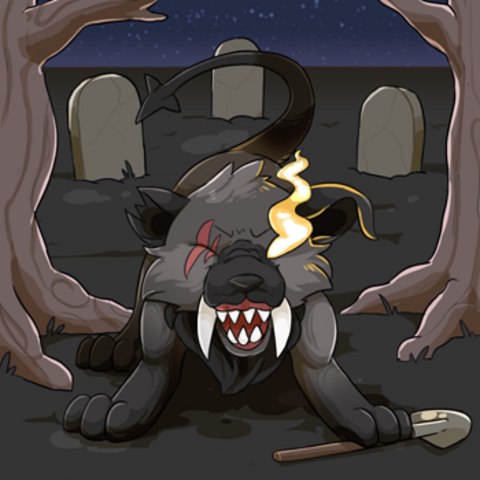 <b>IF CAUGHT while grave robbing, ONE OF YOUR PETS will go to <a href=