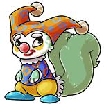 Knutt clown