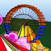 Ferris Wheel button