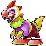 Zetlian clown