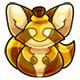 Yellow Eyru Pot