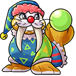 Flab clown