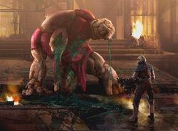 Death of a Hulk