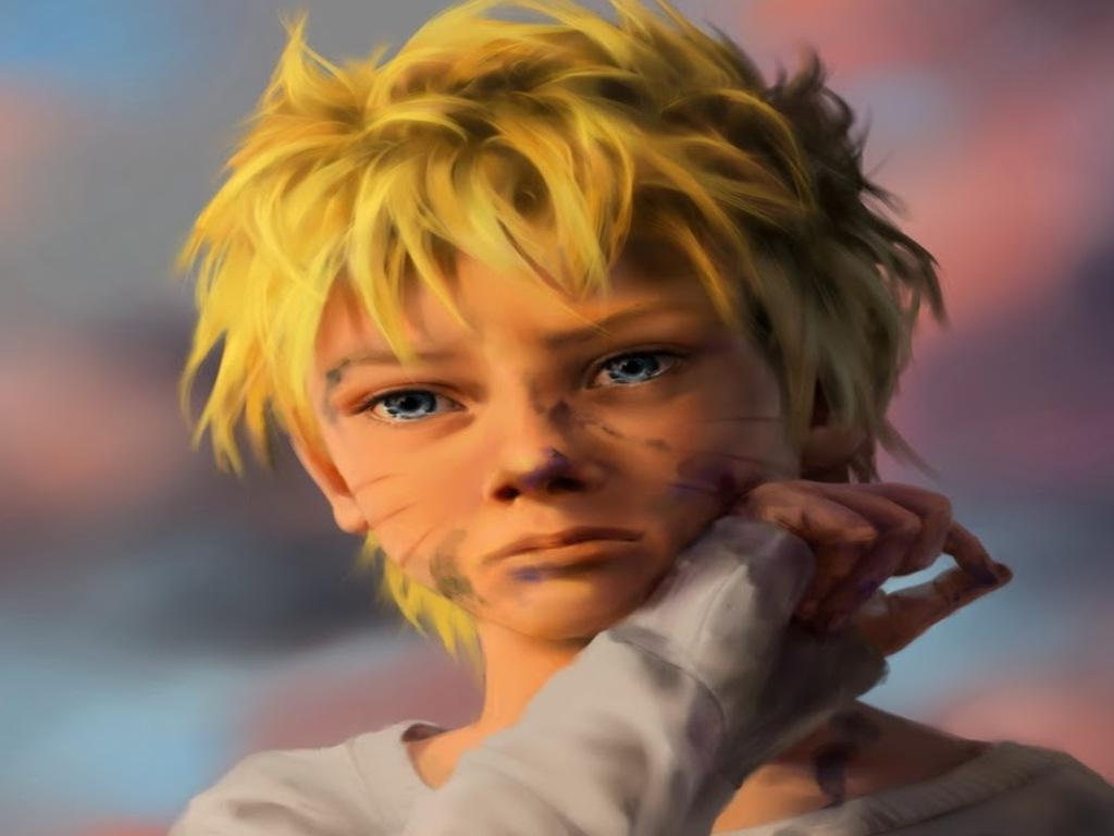 Naruto anime boy blonde art sad hd wallpaper 1659582 jpg