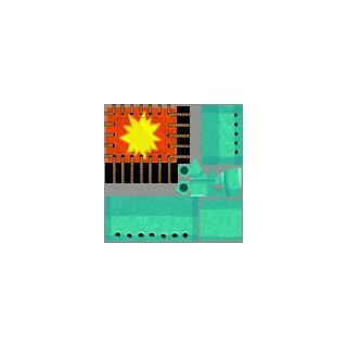 Unused Super Bounce texture (MBG)