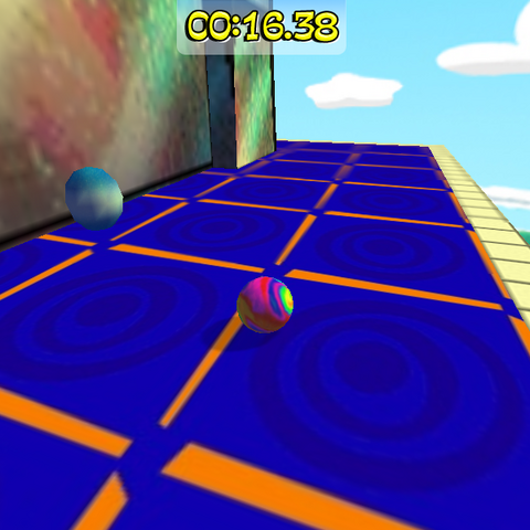 An Easter Egg in a level