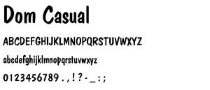 Domcasual